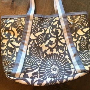 Lululemon Surf N Turf beach/yoga/workout large bag